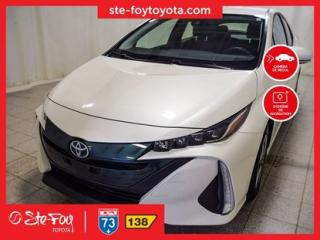Used 2017 Toyota Prius Prime Base Navigation for sale in Québec, QC