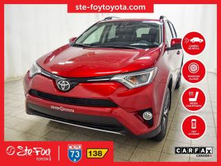 Used 2018 Toyota RAV4 Xle T.ouvrant for sale in Québec, QC