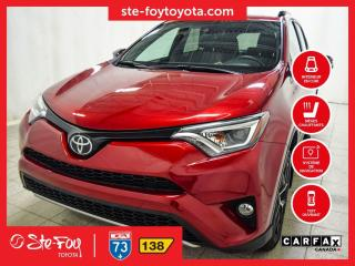 Used 2018 Toyota RAV4 Se Awd, Cuir for sale in Québec, QC