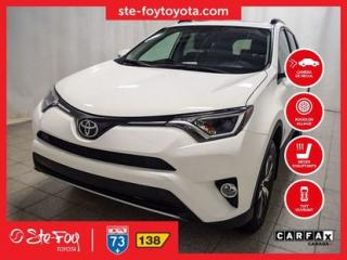 Used 2018 Toyota RAV4 Xle Awd, T.ouvrant for sale in Québec, QC