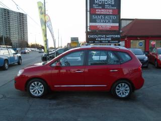 Used 2011 Kia Rondo EX/ CLEAN / CERTIFIED / PWR GROUP / BLUETOOTH / for sale in Scarborough, ON