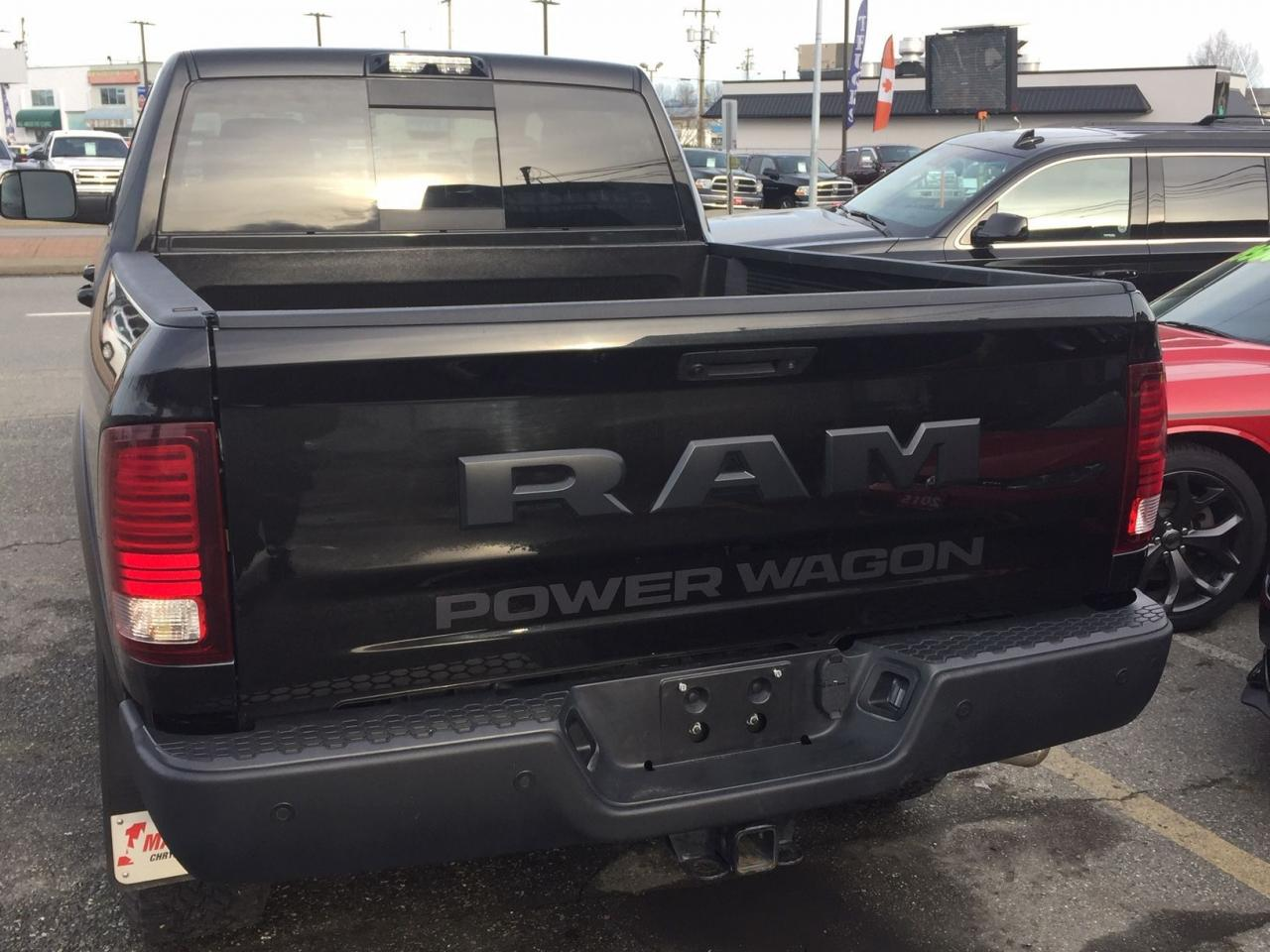2018 Dodge Ram 2500
