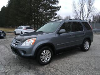 Used 2005 Honda CR-V EX-L for sale in Scarborough, ON