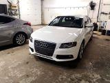 Photo of White 2011 Audi A4