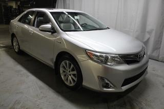 Used 2012 Toyota Camry Hybride Xle Nav, Mag, Toit for sale in St-Constant, QC