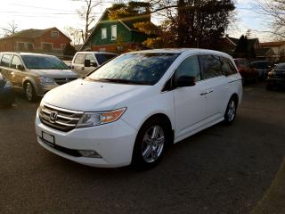 Used 2011 Honda Odyssey Touring for sale in Brampton, ON