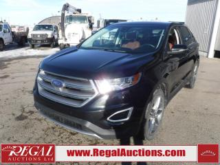 Used 2015 Ford Edge Titanium 4D Utility AWD 2.0L for sale in Calgary, AB