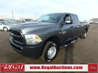 Used 2013 RAM 2500 ST Crew CAB LWB 4WD for sale in Calgary, AB