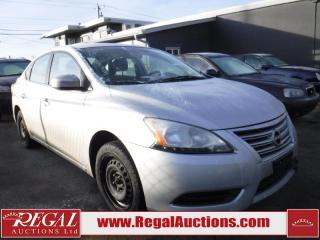 Used 2014 Nissan Sentra 4D Sedan for sale in Calgary, AB