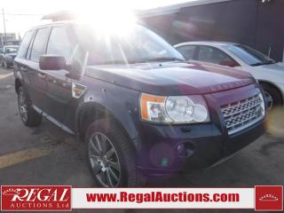Used 2008 Land Rover LR2 4D Utility 4WD for sale in Calgary, AB