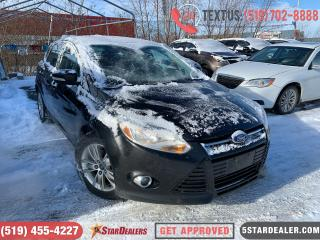 Used 2012 Ford Focus SEL | LEATHER | ROOF | HEATED SEATS for sale in London, ON