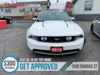 Used 2012 Ford Mustang for sale in London, ON