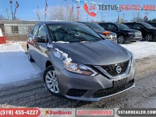 Used 2018 Nissan Sentra 1.8 SV | 1OWNER | CAM | HEATED SEATS for sale in London, ON