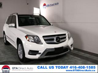 Used 2014 Mercedes-Benz GLK-Class GLK 250 BlueTec Diesel 4Matic AWD Pano Certified for sale in Toronto, ON