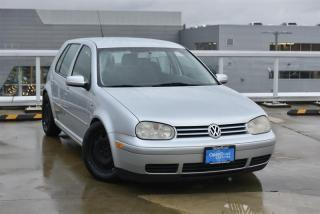 Used 2005 Volkswagen Golf GLS 4Dr 2.0L at for sale in Burnaby, BC