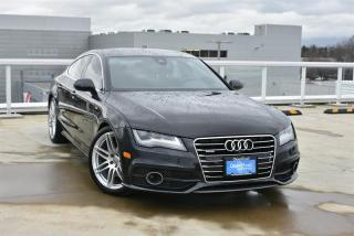 Used 2014 Audi A7 TDI 8sp Tiptronic Technik for sale in Burnaby, BC