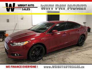 Used 2016 Ford Fusion SE|NAVIGATION|BACKUP CAMERA|90,402 KM for sale in Cambridge, ON