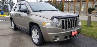 Used 2007 Jeep Compass Sport 4WD for sale in West Kelowna, BC