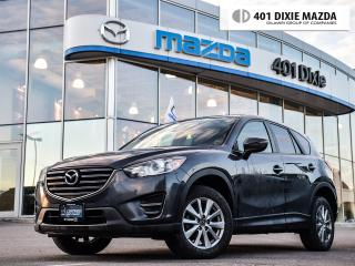 Used 2016 Mazda CX-5 GX, 1.9% FINANCE AVAILABLE, NO ACCIDENTS for sale in Mississauga, ON