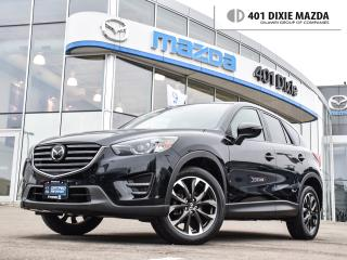 Used 2016 Mazda CX-5 GT-TECH, NO ACCIDENTS, 1.9% FINANCE AVAILABLE for sale in Mississauga, ON