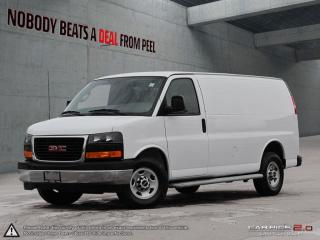 Used 2017 GMC Savana 2500 1WT*Sliding Cargo Door*Side-Boards*Cargo Wall*COM for sale in Mississauga, ON