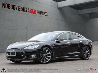 Used 2014 Tesla Model S 85 Smart Suspension, 21Whls, Sunroof, New Tires, EV for sale in Mississauga, ON