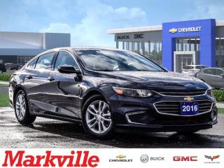 Used 2016 Chevrolet Malibu NEW BODY STYLE-LT-GM CERTIFIED PRE-OWNED-1 OWNER for sale in Markham, ON