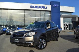 Used 2017 Subaru Forester 2.5i Touring - 30,000 Kms for sale in Port Coquitlam, BC