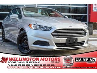 Used 2013 Ford Fusion SE / Low Low Ks / No Accidents .... for sale in Guelph, ON