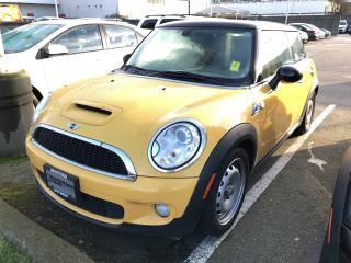 Used 2007 MINI Cooper S Base for sale in North Vancouver, BC