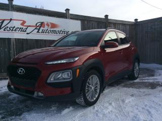 Used 2018 Hyundai KONA Preferred Leather , Sunroof , AWD for sale in Stittsville, ON