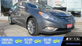 Used 2013 Hyundai Sonata Limited ** Leather, Sunroof, Heated Seats ** for sale in Bowmanville, ON