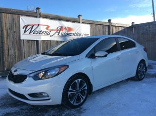 Used 2015 Kia Forte SX only 33000 Kms for sale in Stittsville, ON