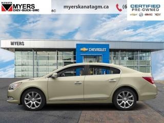 Used 2015 Buick LaCrosse Premium II - Navigation -  Leather Seats for sale in Ottawa, ON
