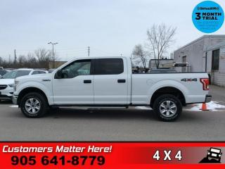 Used 2016 Ford F-150 XLT  5.0L CAMERA BT ALLOYS TOW-PKG for sale in St. Catharines, ON