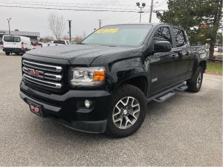 Used 2018 GMC Canyon All Terrain| SLE| Crew| Navigation for sale in St Catharines, ON