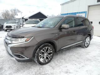 Used 2017 Mitsubishi Outlander SE AWC 4 portes for sale in St-Pierre-Les-Becquets, QC