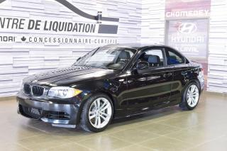 Used 2013 BMW 1 Series 135i+gps+t.ouvrant for sale in Laval, QC