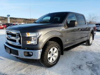 Used 2016 Ford F-150 XLT CREW, ÉCOBOOST 4X4 for sale in Vallée-Jonction, QC