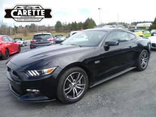 Used 2017 Ford Mustang GT Premium for sale in East broughton, QC