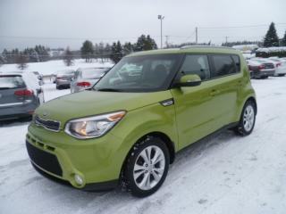 Used 2015 Kia Soul EX+ for sale in East broughton, QC