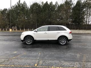 Used 2012 Lincoln MKX AWD for sale in Cayuga, ON