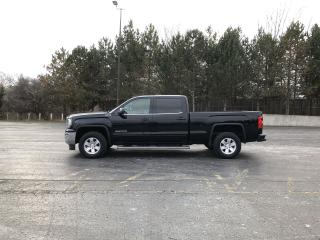 Used 2016 GMC Sierra 1500 SLE Crew 4X4 for sale in Cayuga, ON