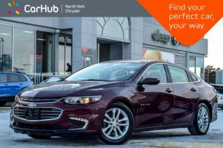 Used 2016 Chevrolet Malibu LT|Keyless_Entry|Backup Cam|SiriusXM|Cruise|A/C for sale in Thornhill, ON