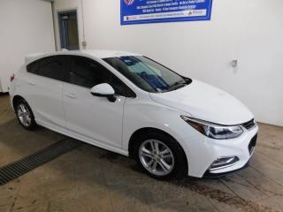 Used 2017 Chevrolet Cruze LT *HATCHBACK* for sale in Listowel, ON