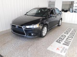 Used 2015 Mitsubishi Lancer SE for sale in Red Deer, AB