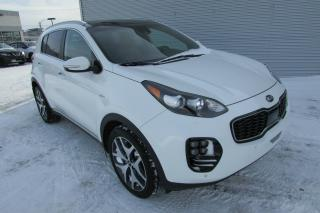 Used 2017 Kia Sportage SX Turbo avec Beige canyon 4 portes TI for sale in Montmagny, QC