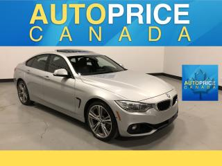Used 2015 BMW 428i xDrive Gran Coupe NAVI|EXECUTIVE PKG|360 CAMS for sale in Mississauga, ON