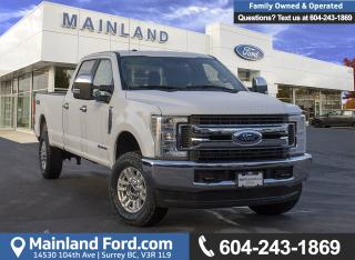 Used 2018 Ford F-350 XLT LOCALLY DRIVEN, EX RENTAL, EX LEASE for sale in Surrey, BC