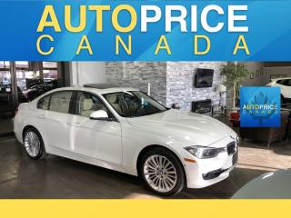 Used 2014 BMW 328i xDrive EXECUTIVE&PREMIUM|NAVI for sale in Mississauga, ON